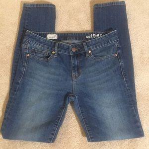 GAP Always Skinny Jeans, size 27R